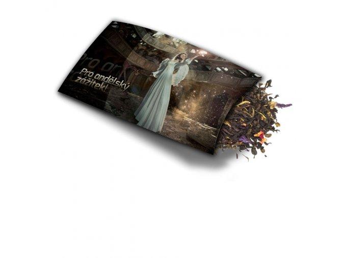 Pohled s dárkem - Pro andělský zážitek