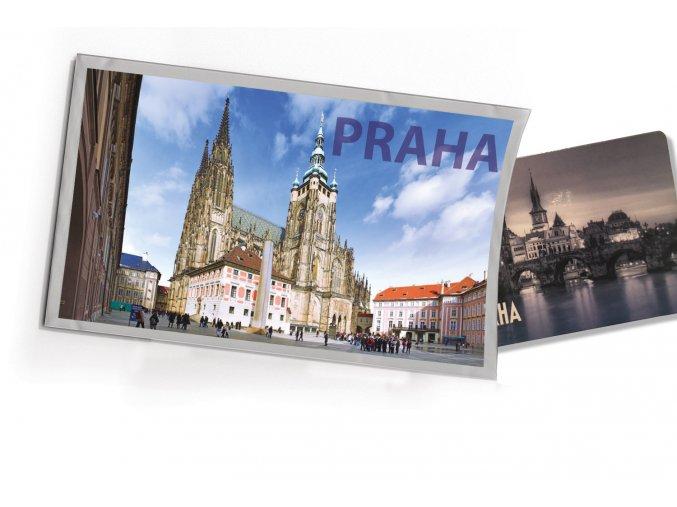 Přání s dárkem Praha katedrála