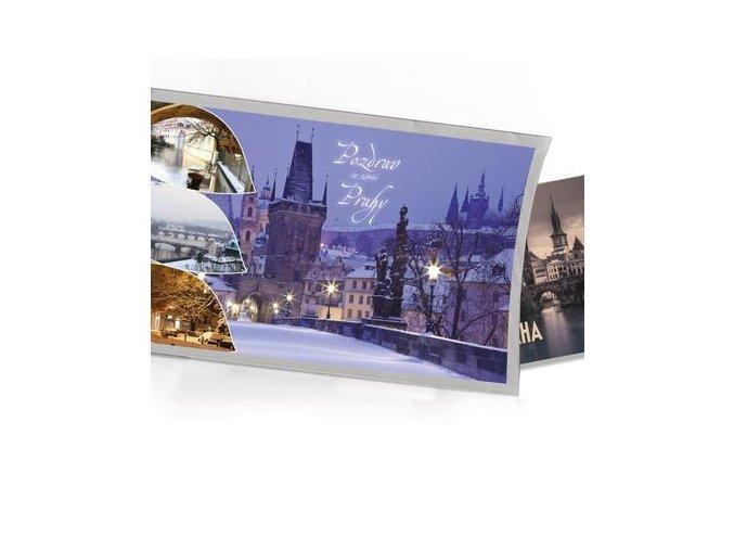 Přání s dárkem Praha Malá strana