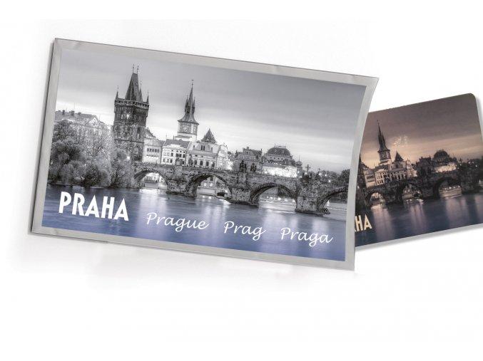 Přání s dárkem Praha Karlův most