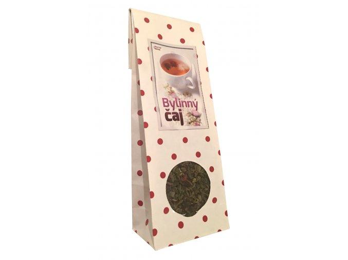 Bylinný čaj Červené puntíky