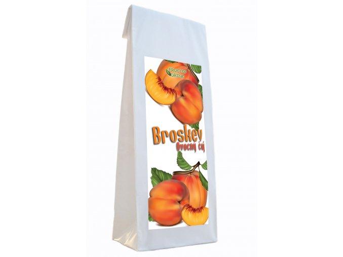 Ovocný čaj Broskev