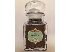 Sklenička Káva Brazilie