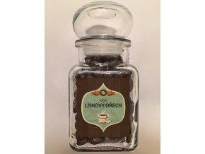 Sklenička Káva Lískový ořech
