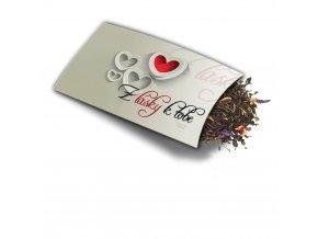 Pohled s dárkem - Z lásky k Tobě