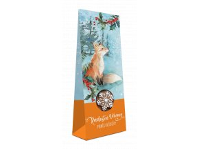 Perníky v krabičce Radostné Vánoce