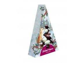 Dárková krabička Krásné Vánoce