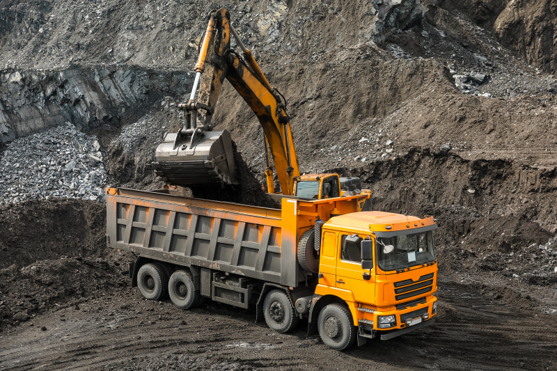 bigstock-Large-Quarry-Dump-Truck-Loadi-251429137