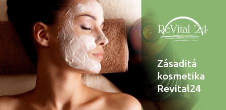 Zásaditá kosmetika Revital24