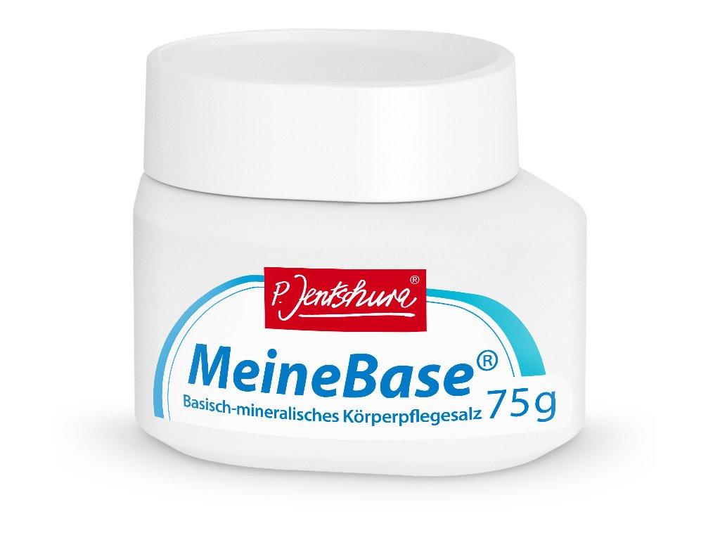 P. Jentschura MeineBase zásadito-minerální koupelová sůl 75 g