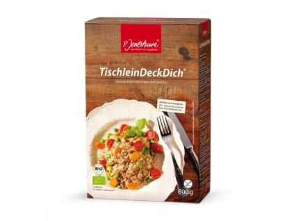 P. Jentschura TischleinDeckDich večeře BIO 800 g