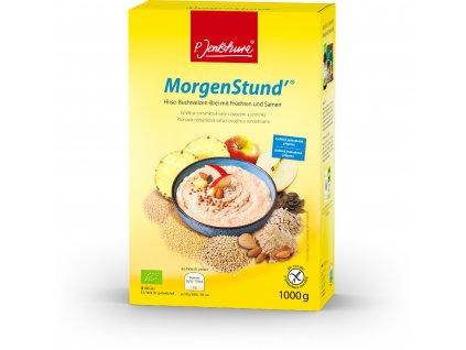 P. Jentschura MorgenStund snídaňová kaše bezlepková BIO 1000 g / 28 porcí