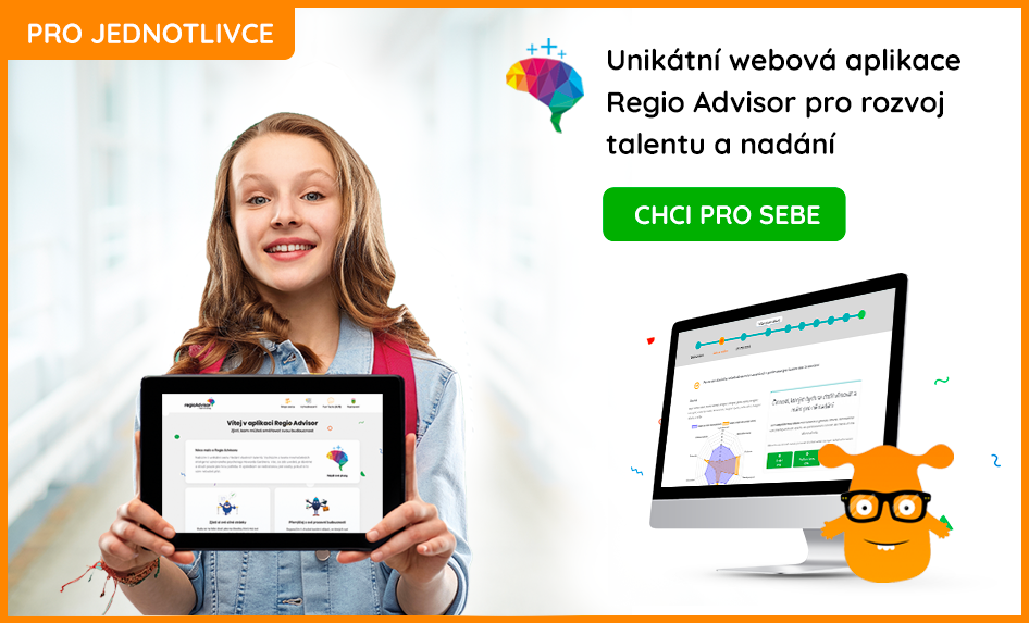 Regio Advisor pro jednotlivce