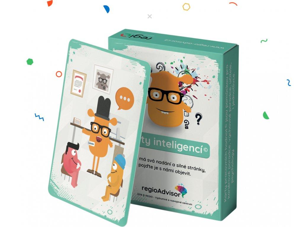 karty inteligenci