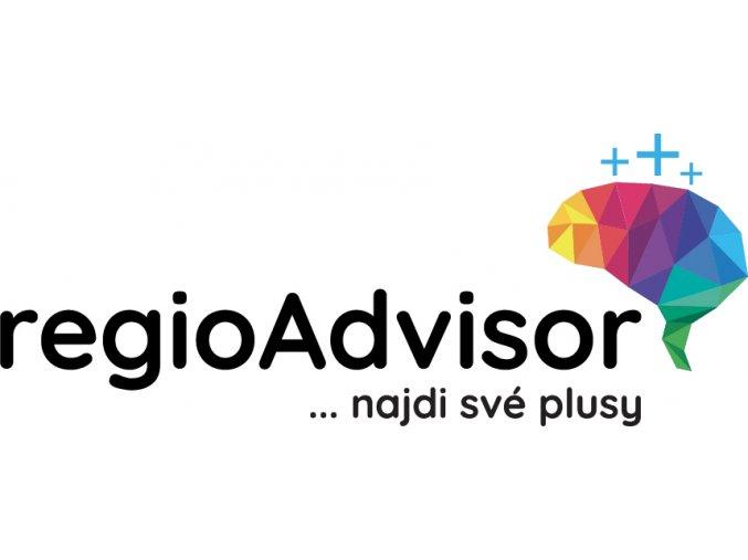 logo slogan bile pozadi