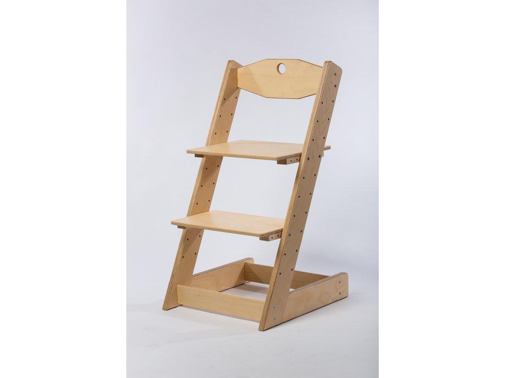 rostoucí židle-12. PŘÍRODNÍ TYP II