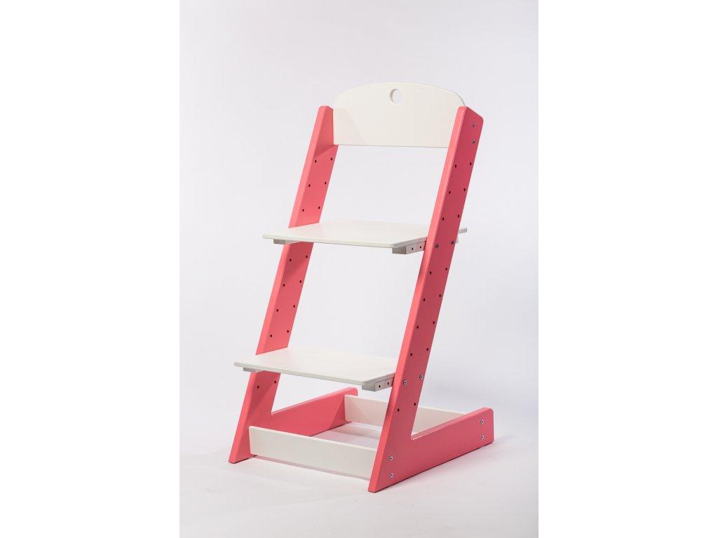 rostoucí židle-1. RŮŽOVÁ TYP III