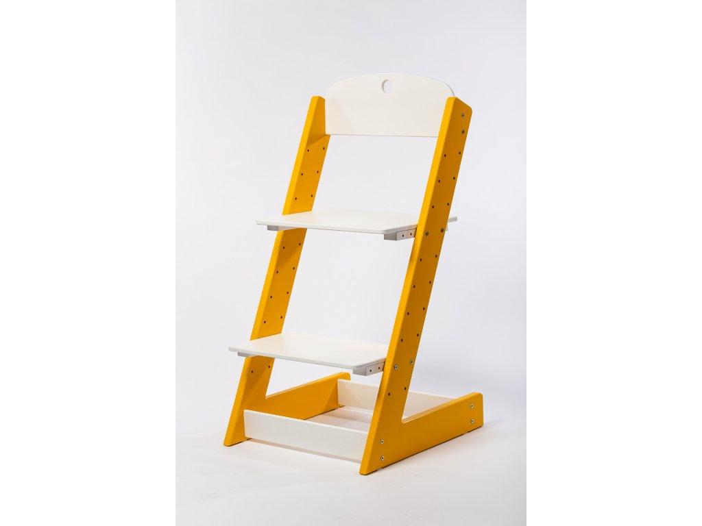 rostoucí židle-4. ŽLUTÁ TYP III