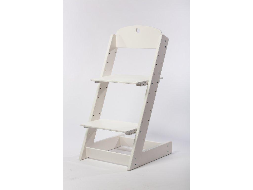 rostoucí židle-11. BÍLÁ TYP III