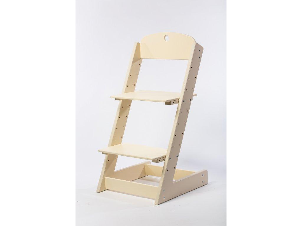 rostoucí židle-8. BÉŽOVÁ TYP III