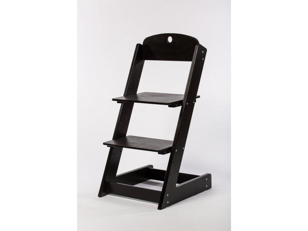 rostoucí židle-9. ČERNÁ TYP III