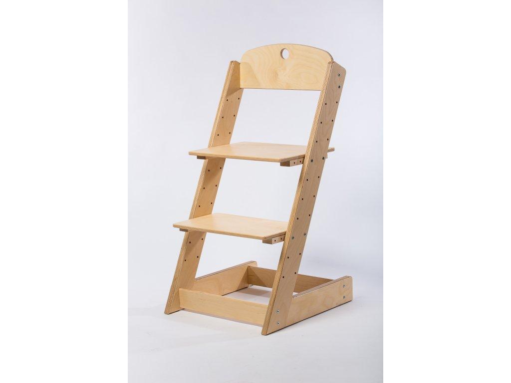 rostoucí židle-12. PŘÍRODNÍ TYP III