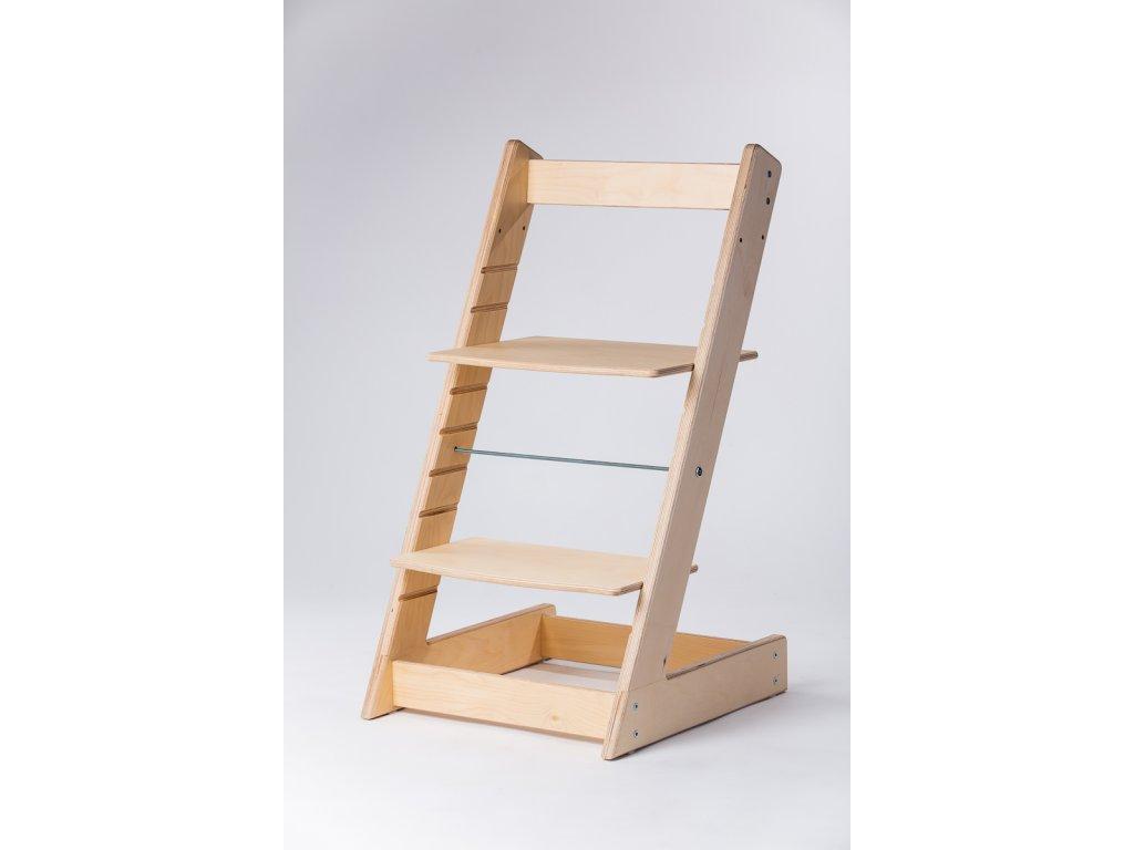 rostoucí židle ALFA I - PRIME přírodní