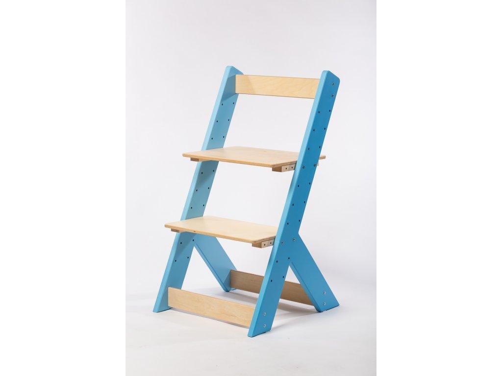 rostoucí židle-2. MODRÁ TYP I