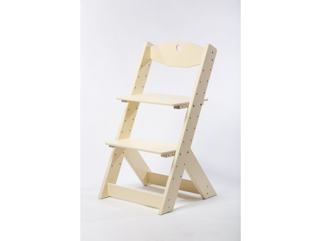 rostoucí židle-8. BÉŽOVÁ TYP II