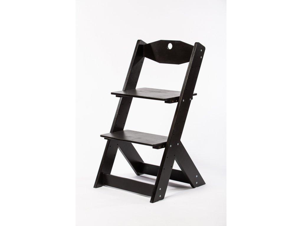 rostoucí židle-9. ČERNÁ TYP II