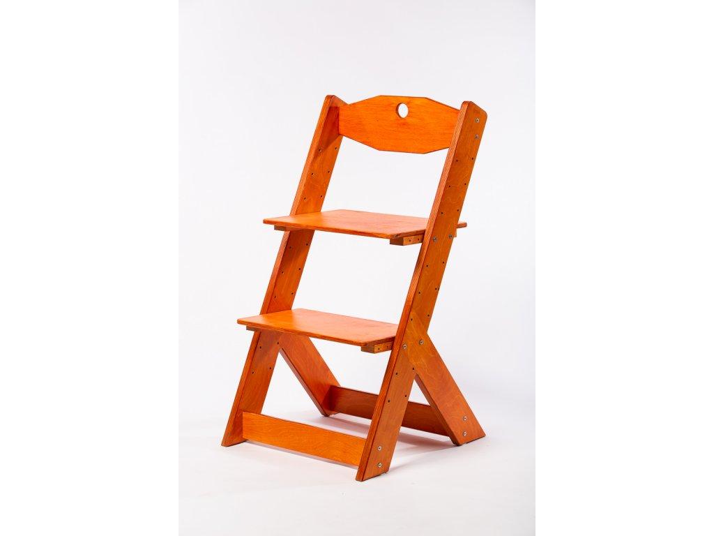 rostoucí židle-13. OHNIVÝ MAHAGON TYP II
