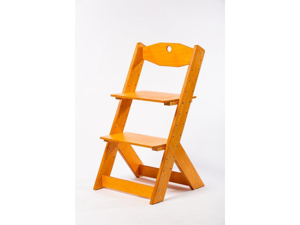 rostoucí židle-14. MODŘÍN TYP II