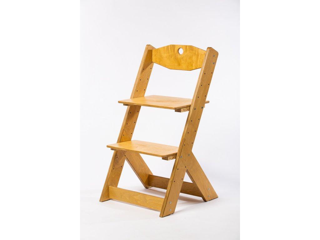 rostoucí židle-17. DUB TYP II