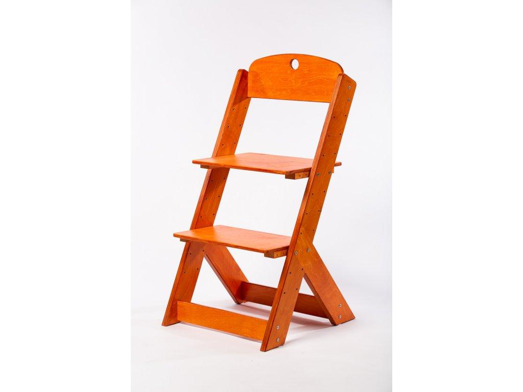 rostoucí židle-13. OHNIVÝ MAHAGON TYP III
