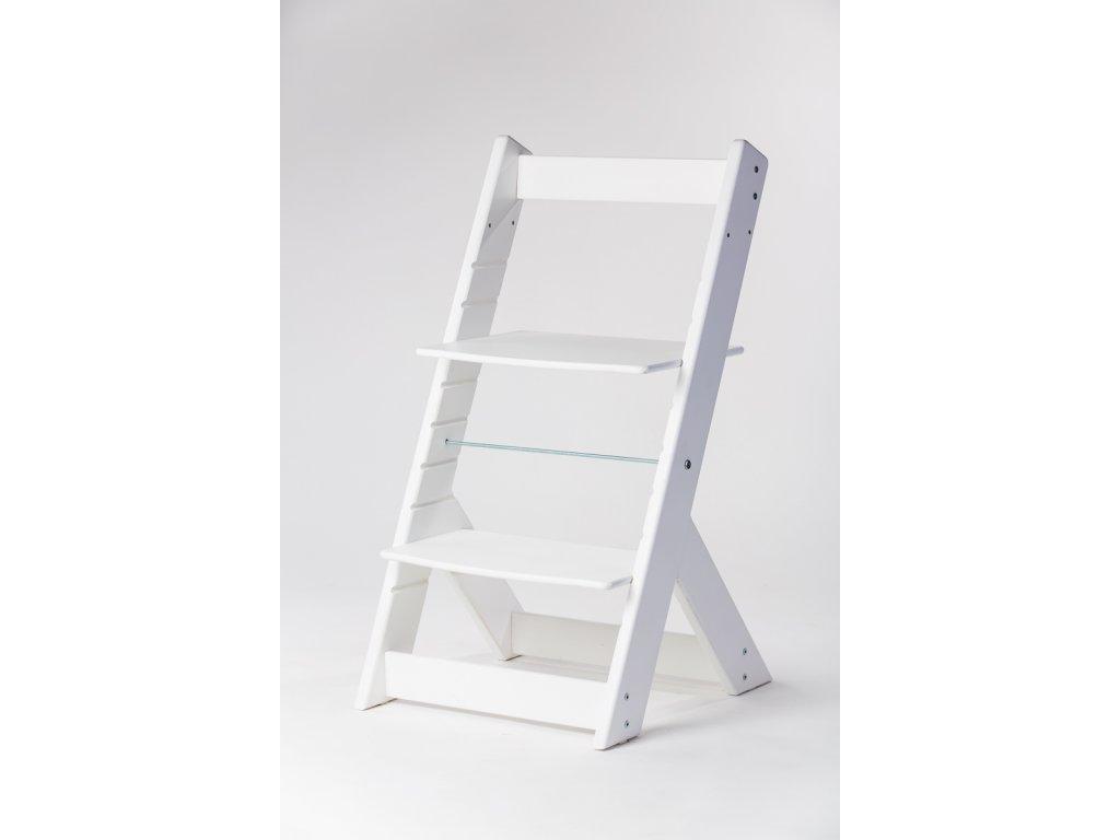 rostoucí židle OMEGA I - PRIME bílá