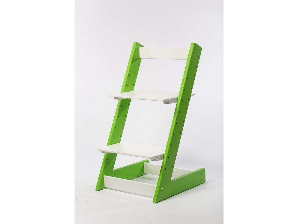 rostoucí židle-3. ZELENÁ TYP I