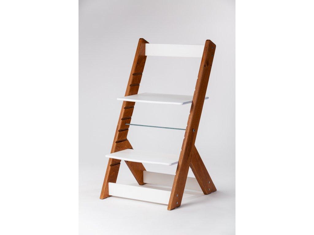 rostoucí židle OMEGA I - PRIME mahagon