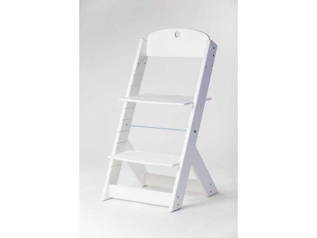 rostoucí židle OMEGA III - PRIME bílá