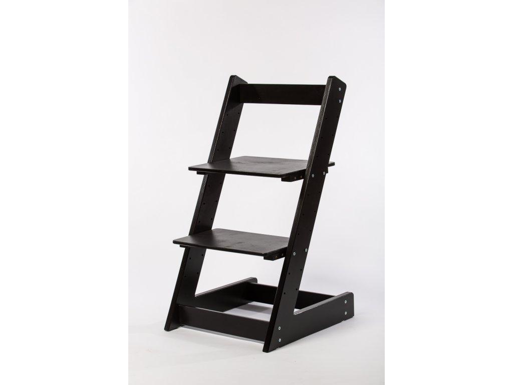 rostoucí židle-9. ČERNÁ TYP I