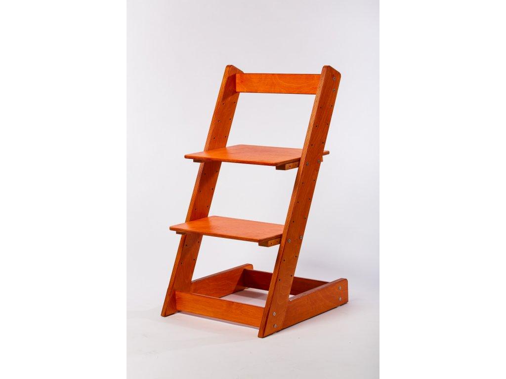 rostoucí židle-13. OHNIVÝ MAHAGON TYP I