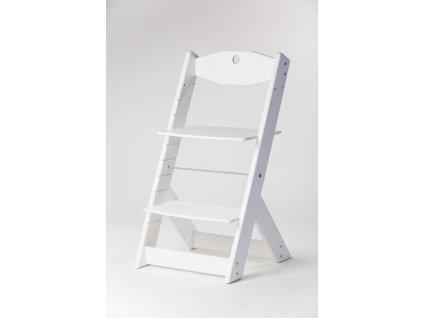 rostoucí židle OMEGA II - PRIME bílá