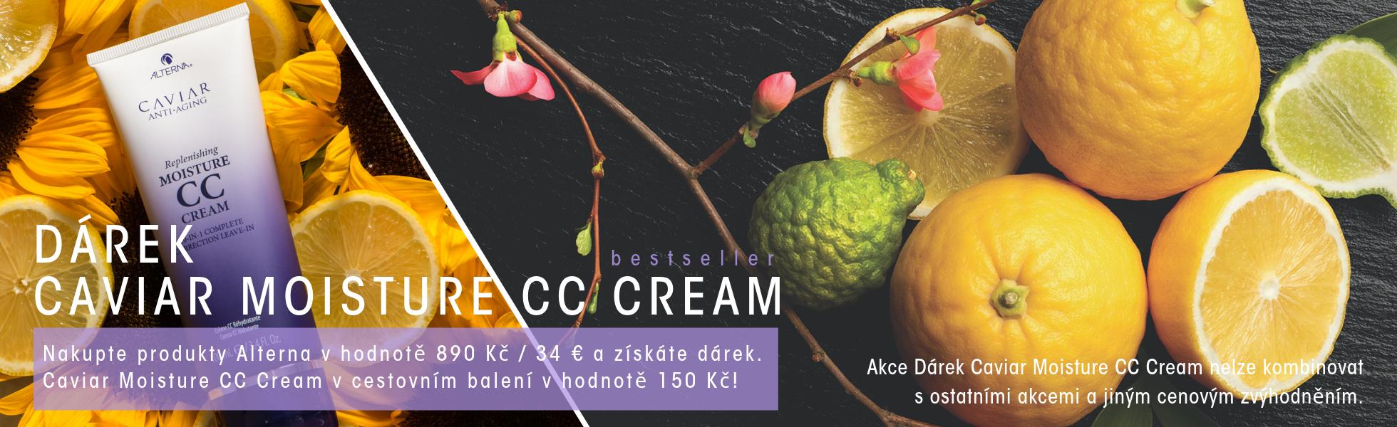 Alterna CC Cream zdarma k nákupu nad 890 Kč!