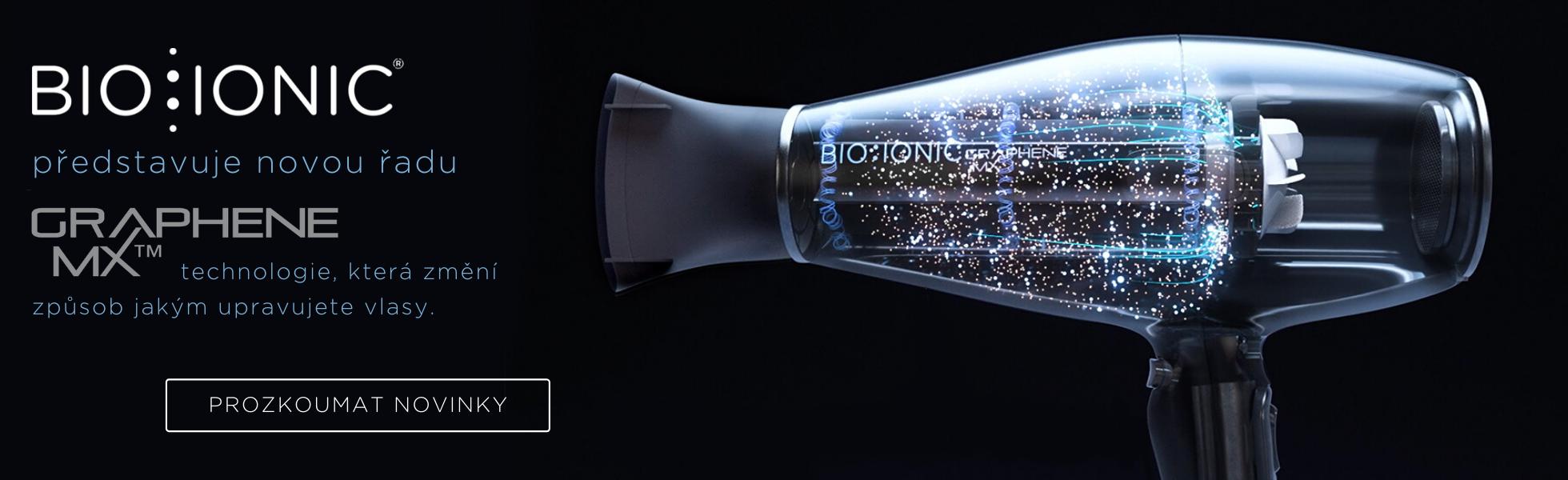 Novinka! Bio Ionic Graphene MX™