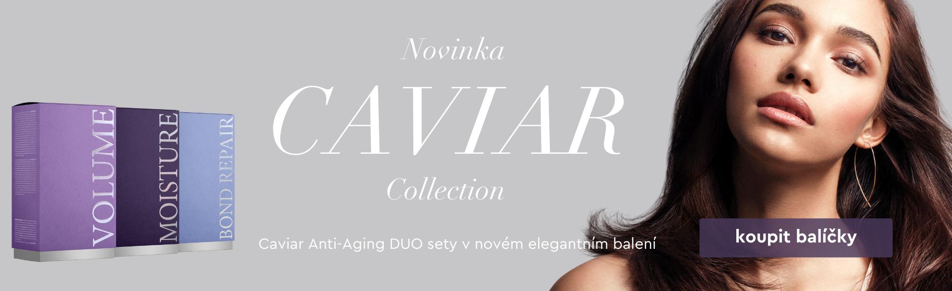 Alterna Caviar Anti-Aging v nových dárkových setech.