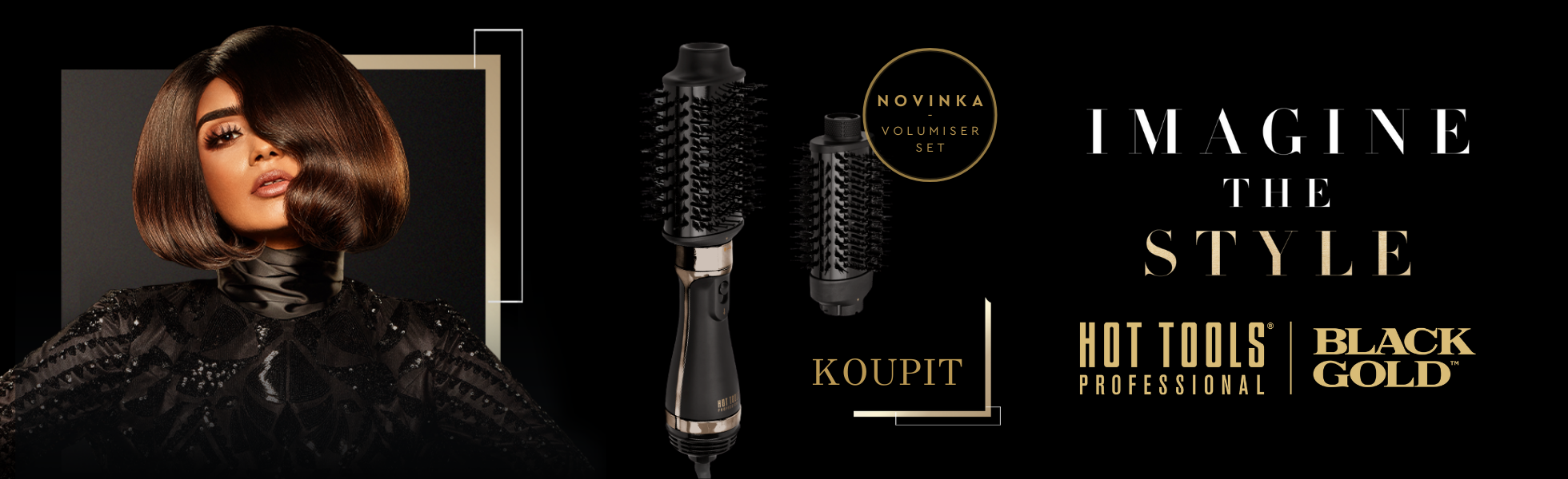Hot tools novinka Volumiser set