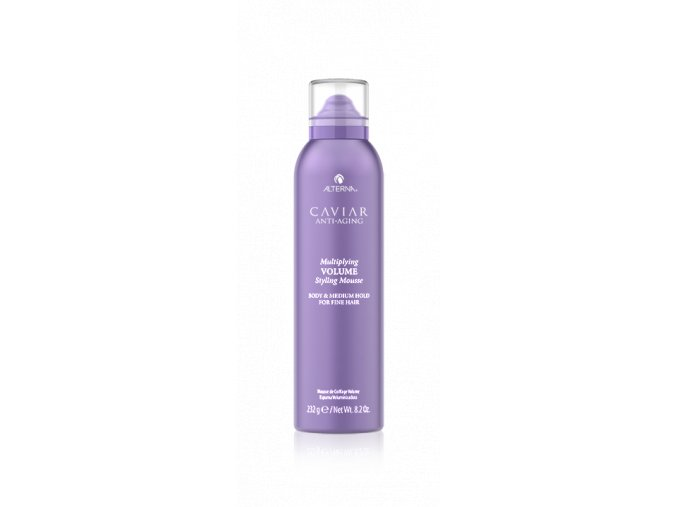 VOLUME MOUSSE 8.2OZ 030118