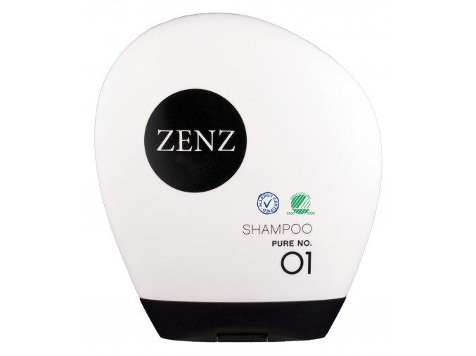 ZENZ SHAMPOO PURE NO.01 - šetrný šampon bez parefmace