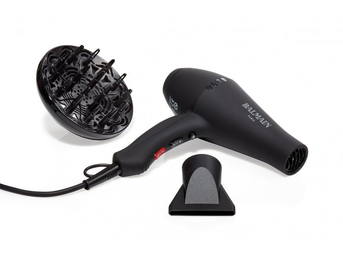 BalmainHair Tools BlowDryer Set LR