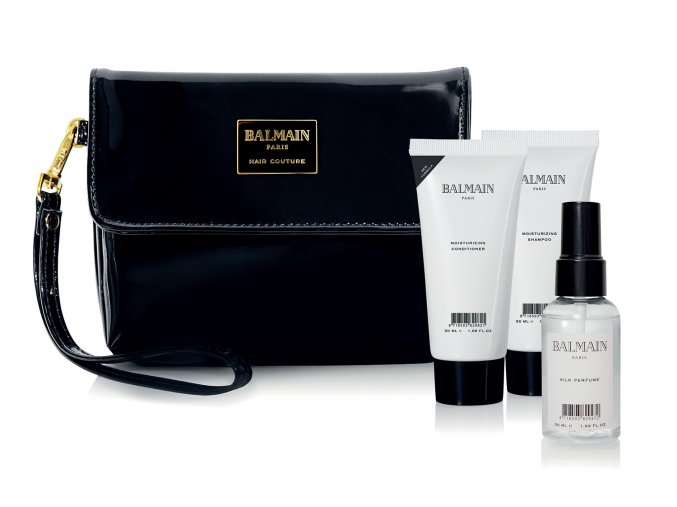 BalmainHair CosmeticBag LimitedEditionFallWinter18 Products LR