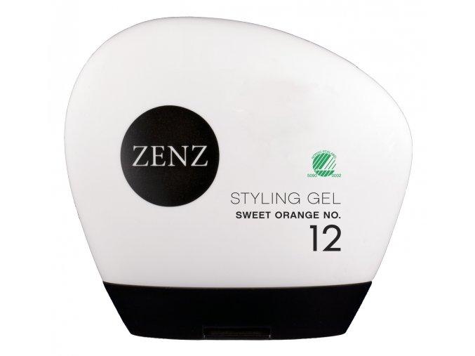 ZENZ Styling Gel SWEET ORANGE no. 12 - stylingový gel